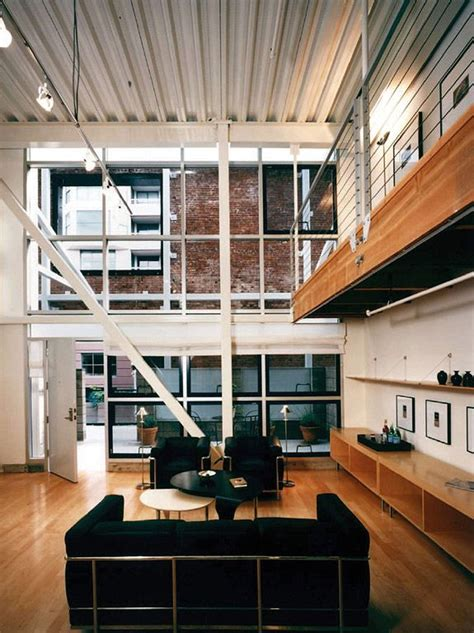 Lofts Et Associés by Fisher Friedman Associates Warehouse Loft Conversion