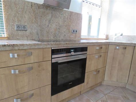 Granit Arbeitsplatte Küche Pflege 1337 by Familie Ehrhardt Jetzt Sind Wir Mit Der Neuen K 252 Che Mehr