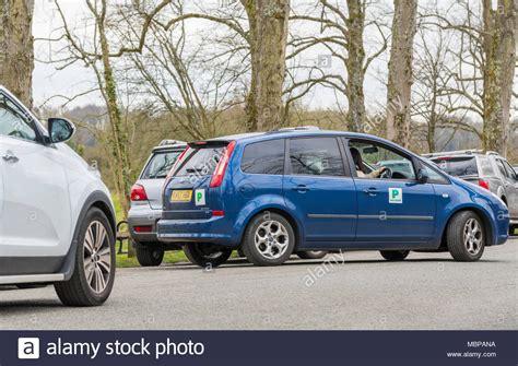 Probezeit Beim Auto by Gap Stockfotos Gap Bilder Alamy