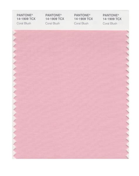 Pantone S Color Of The Year 2017 Buy Pantone Smart Swatch 14 1909 Coral Blush