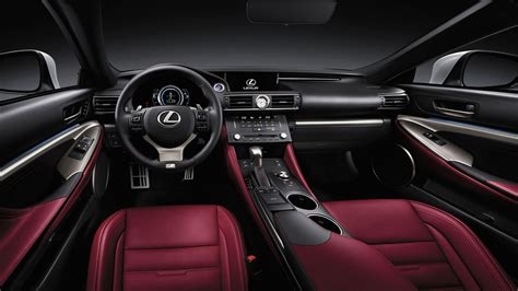 lexus rc f 2017 interior lexus rc sports coup 233 lexus uk