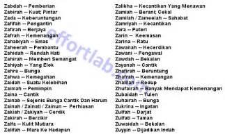 Rangkaian nama bayi laki laki islami huruf h bayi nama