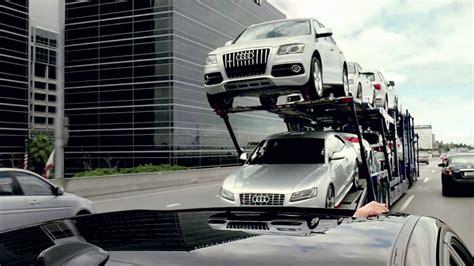 Audi Carrier by Audi Quot Audi A4 Car Carrier Quot Tv Commercial By Biscuit