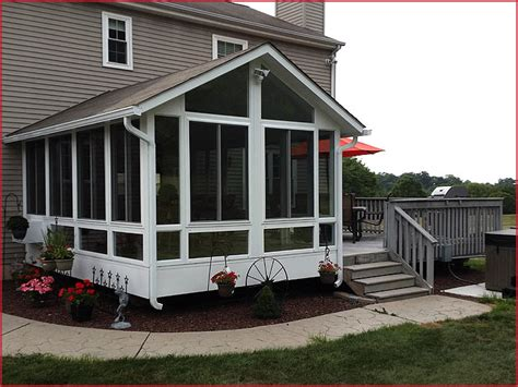 Sunrooms Nj East Coast Sunrooms Nj Pa Patios Decks 3 4 Season