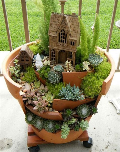 Handmade Garden Decor Ideas - the best diy ideas for garden decoration