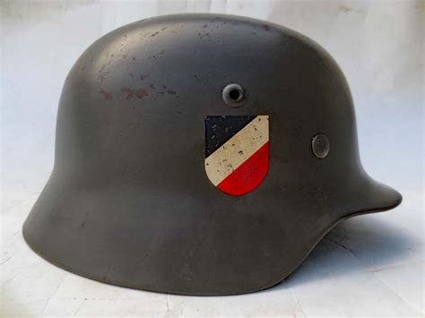 design of german helmet german m35 heer helmet circa 1938 alexander and sons