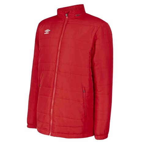 bench jackets for kids umbro club essential bench jacket kids premier teamwear