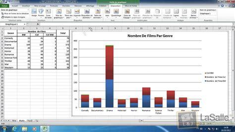 excel graphique batonnet microsoft excel 2010 histogrammes e15