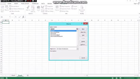 tutorial macros excel youtube tutorial pembuatan macro dengan vba di excel youtube