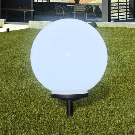 Vidaxl Co Uk Outdoor Path Garden Solar L Path Light In Ground Solar Path Lights