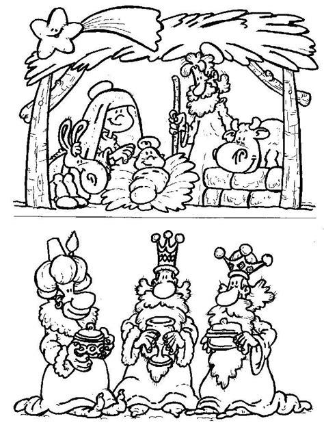 imagenes pesebres navideños para colorear menta m 225 s chocolate recursos para educaci 211 n infantil