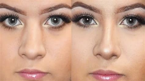 Did Get A Nose 2 by How To Contour A Wide Nose