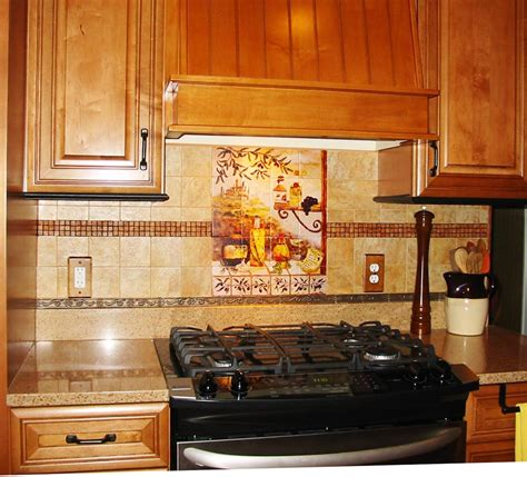 Decorations For Above Kitchen Cabinets by Tips On Bringing Tuscany To The Kitchen With Tuscan