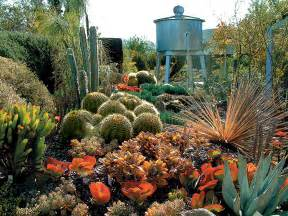 pacific horticulture society a cactus garden takes shape