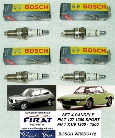candele sportive elettrico autoricambifirat it ricambi d auto d epoca