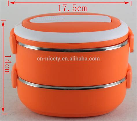 Colorful Thermos nicety promotion colorful stackable stainless steel thermos lunch box buy stainless steel