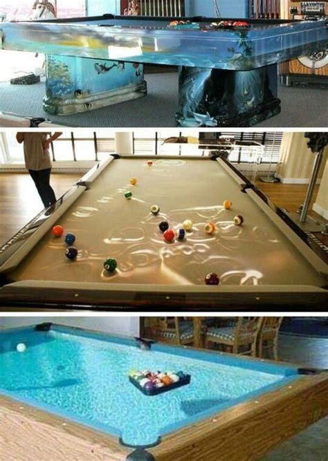 Aquarium Pool Table the world s catalog of ideas