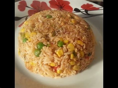 Fish Brown Rice And Vegetable Detox Diet by Fried Up Salt Fish With Rice Vegetarian Dish Recipes By