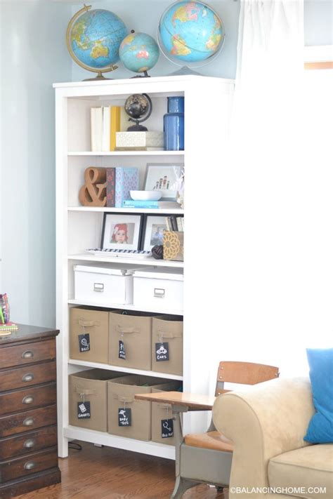 Childrens Storage For Living Room School Papers And Artwork Storage System Balancing Home