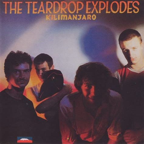 the promise of kilimanjaro books record review the teardrop explodes kilimanjaro post