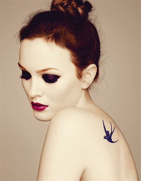 leighton meester tattoo 17 best images about on beautiful tattoos