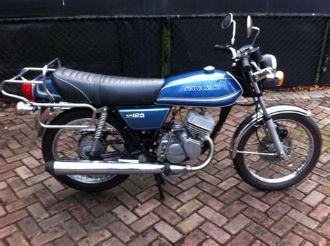 Kh Kawasaki by Kawasaki Kh 125 1980 Catawiki