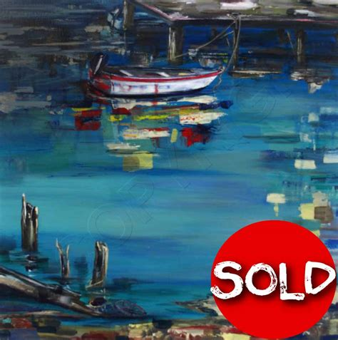 buy a river boat seascapes original paintings marine art buy art
