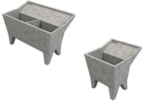 vasca in cemento vasche da lavanderia in cemento e graniglia levigata cps