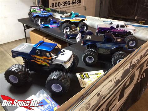 jam rc truck bodies jconcepts shows ford bodies and firestorm