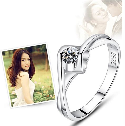 925 Sterling Silver Open Ring 2018 new 925 sterling silver open ring