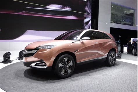 acura cdx trademarked small luxury crossover based on