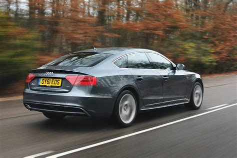 Audi A5 Sportback 2012 Review by Audi A5 Sportback 2 0 Tdi Review Car Review Rac Drive