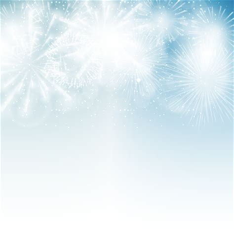 light colored light colored fireworks background vector 01 free