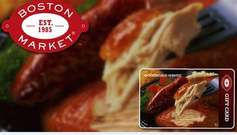 Boston Market Gift Card Promotion - boston market 25 gift card as low as 5 coupon cutting mom
