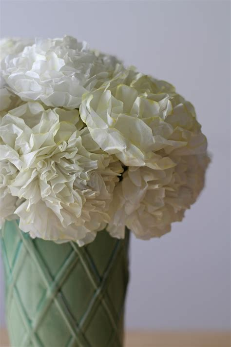 What We Can Make From Paper - we can make anything tissue paper flowers