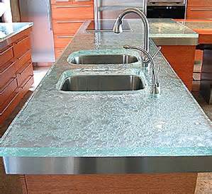glass countertops cost pros and cons recycled glass