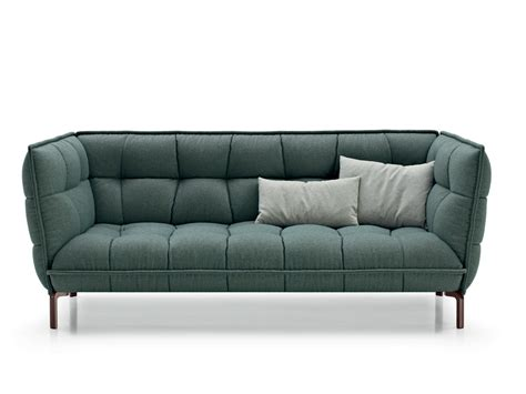 sofa upholsterer tufted fabric sofa husk sofa by b b italia design patricia