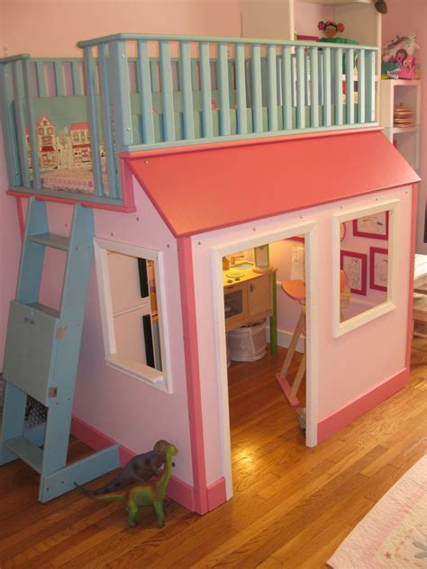 playhouse bed loft bed playhouse syrup