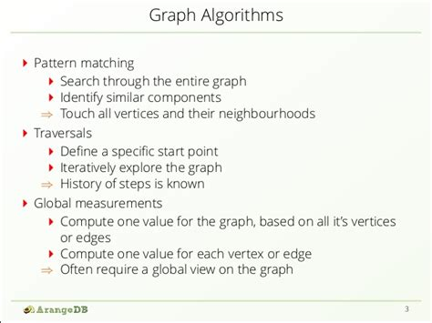 pattern matching algorithm steps processing large scale graphs with google tm pregel