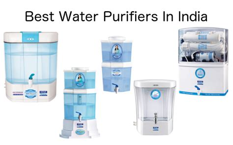 water purifiers  india