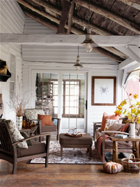 How To Decorate A Deck For A Wedding Rustic Pendant Lighting Adds Western Style To Charming