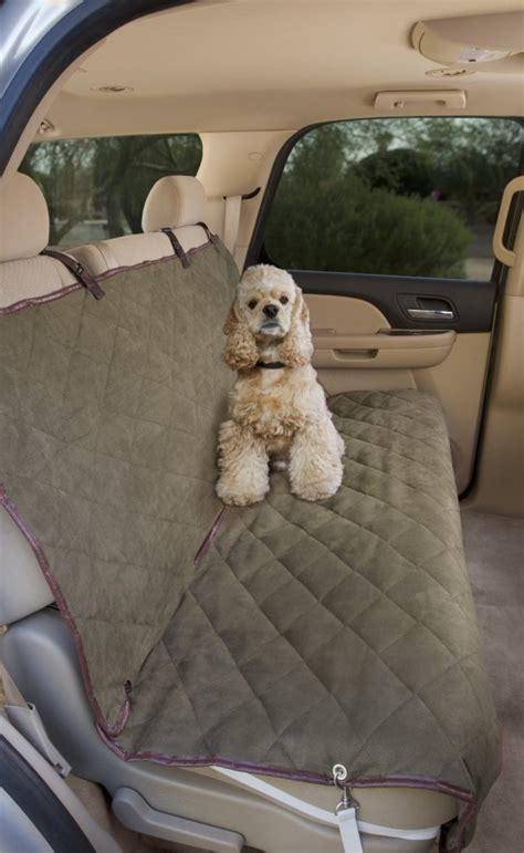 bench seat covers for pets 5 best pet bench seat cover protect your car seat while