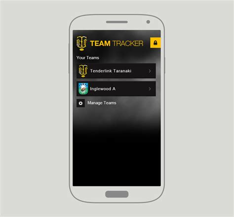 website portfolio trfu team tracker