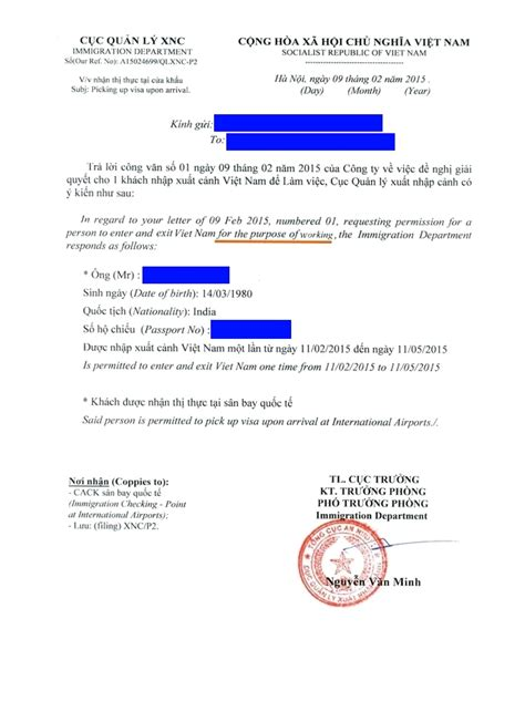 Business Introduction Letter Visa India Sle Business Letter For Indian Visa Application Cover Letter Templates