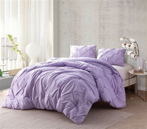 orchid comforter orchid petal pin tuck twin xl comforter