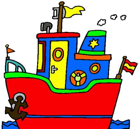 barco con ancla dibujo dibujo de barco con ancla pintado por lolipi en dibujos