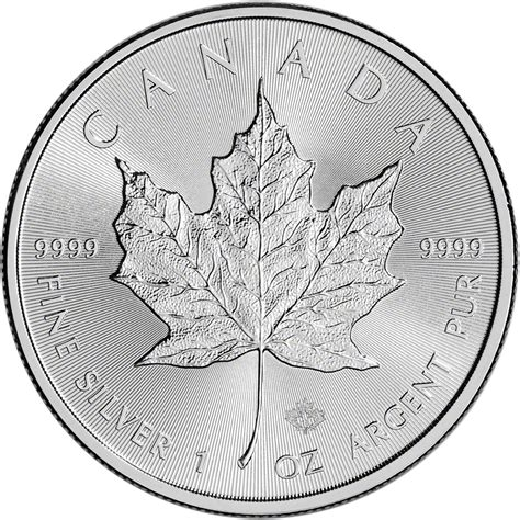 1 oz 2016 canadian maple leaf silver coin 2016 canada silver maple leaf 1 oz 5 bu ebay