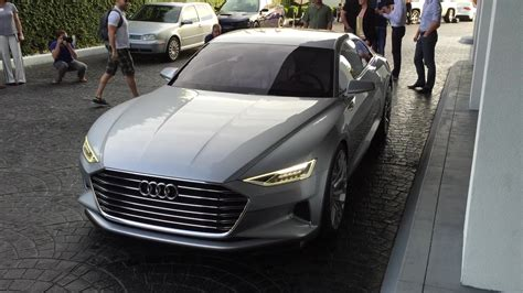 Audi A8 Spider by Audi A8 Sort Of Debuts At Spider Man Homecoming