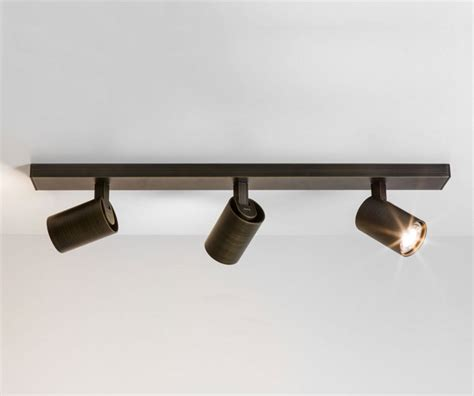 Spot Light Ceiling Ax6147 Ascoli Bar Ceiling Spotlight In Bronze 3 X Gu10 50w For Interior Lighting Astro