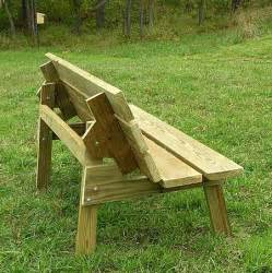 Flip Top Table Bench Flip Top Bench Table Plans Are You Choosing Between A